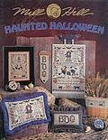 Haunted Halloween - Cross Stitch Pattern