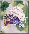 Hoppin' Bunny - Cross Stitch Kit