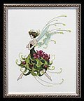 Holly - Cross Stitch Pattern