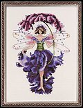 Pansy - Cross Stitch Pattern