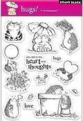 Hugs! - Clear Stamps