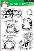 Purrfect Day - Clear Stamps