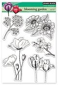 Blooming Garden - Clear Stamps