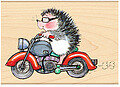 Born Wild! - Rubber Stamps