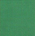 Perforated paper - Holly Green