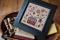 Red Cottage, A - Cross Stitch Pattern