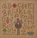 Quick-It Sampling Thanksgiving - Cross Stitch Pattern