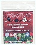 Embellishment Pack for Socks and Underwear (Santa '10)