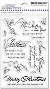 Christmas Wishes - Perfectly Clear Stamps
