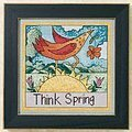 Think Spring - Cross Stitch Kit