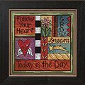 Today is the Day - Cross Stitch Kit