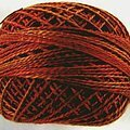 Valdani 3-Ply Thread - Quiet Fall