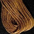 Valdani 6-Ply Thread - Antique Gold Dark