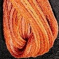 Valdani 6-Ply Thread - Rusted Orange