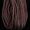 Valdani 6-Ply Thread - Rich Medium Brown