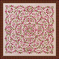 Spring Lace - Cross Stitch Pattern
